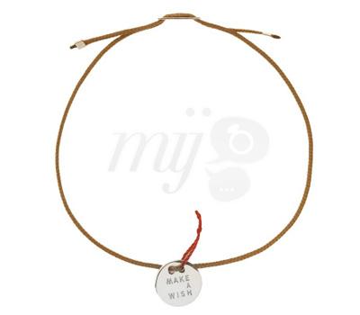 Bracelet Make a Wish - Vanrycke