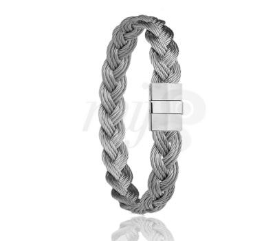 Bracelet Saisine Acier Homme - Soldes Bijoux Ocarat