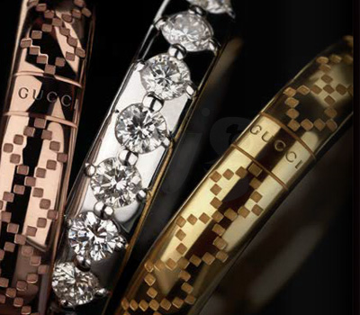 Bracelets Diamantissima - Gucci Joaillerie