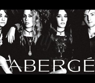Campagne Jeunesse Dorée - Mario Testino pour Fabergé