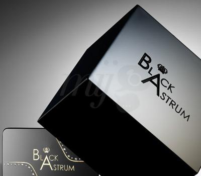 Carte de Visite Black Astrum