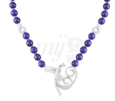 Collier Lapis Lazuli Couleur de Paradis - Van Cleef & Arpels