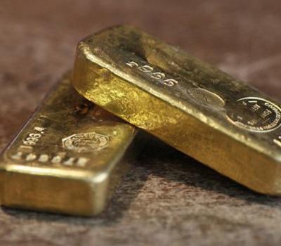 Le poids d'un lingot d'or