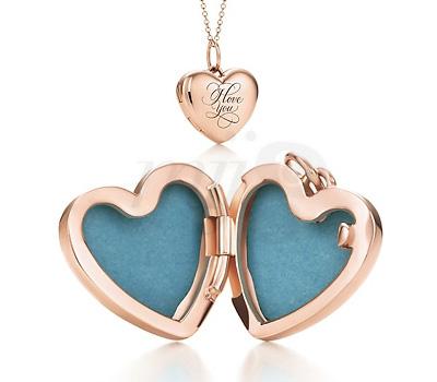 Pendentif Coeur à Secret - Tiffany & Co