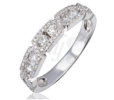 Alliance Diamants Rose & Kara - Pixmania Joaillerie