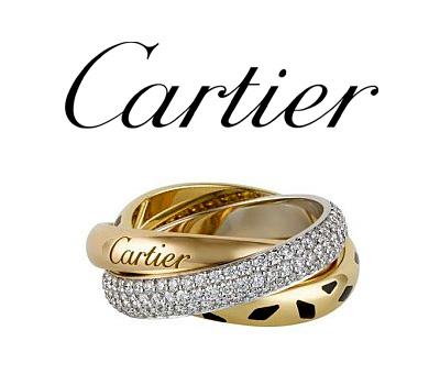 Alliance trilogie diamants de Cartier