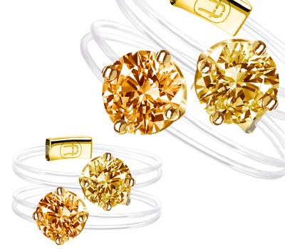 Bagues Diamant Jonquille - Alexander Fuchs