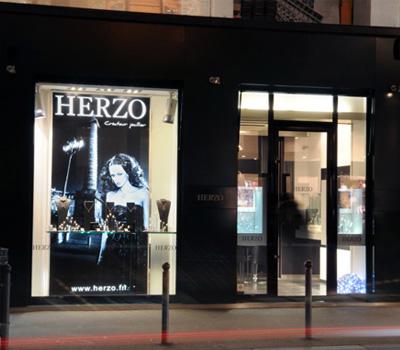Bijouterie et Joaillerie Herzo à Lyon