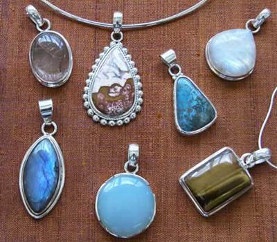Bijoux en argent vendus en gros
