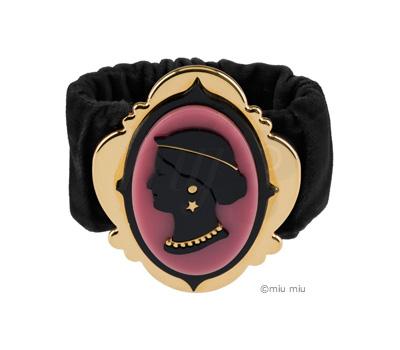 Bracelet Camée Cameo - Miu Miu Bijoux