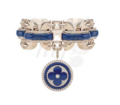 Bracelet Charm's Défilé - Escale à Paris Louis Vuitton Joaillerie