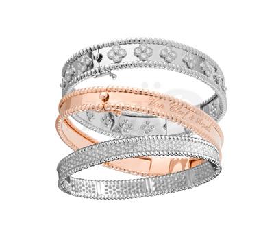 Bracelets Perlée Van Cleef & Arpels Joaillerie