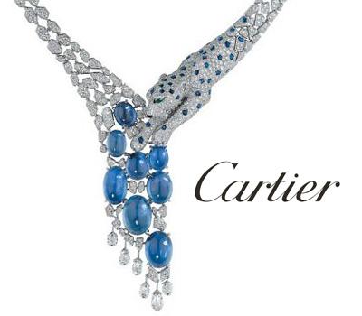Collier en diamants Cartier joaillerie