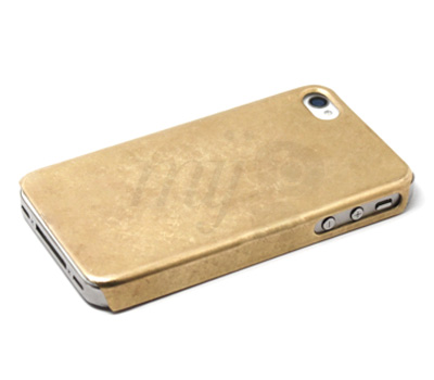 Coque iPhone Or Massif - Miansai