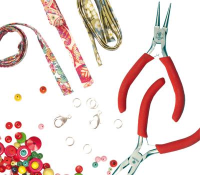 Fabrication de bijoux originaux avec des pinces