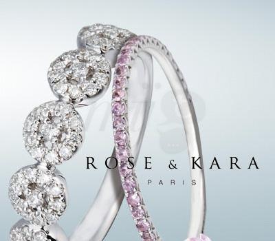 Bijoux Rose & Kara - Pixmania Joaillerie