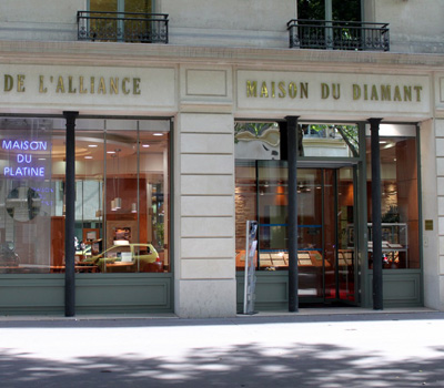 Maison de l alliance paris tout sur cette boutique made in joaillerie - La maison des alliances ...