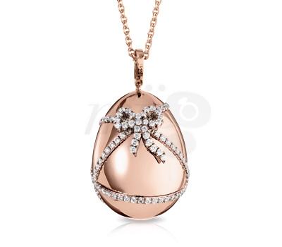 Oeuf Cadeau Joaillerie - Fabergé