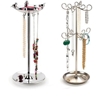 Porte bijoux en métal