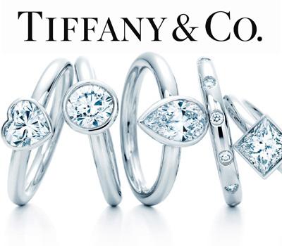 Solitaire diamant fiançailles de Tiffany & Co