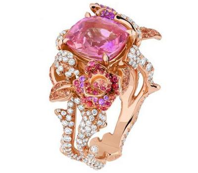 Bague Rose de Dior Haute Joaillerie