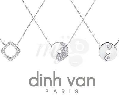 Bijoux Classiques Mini en Diamants - Dinh Van