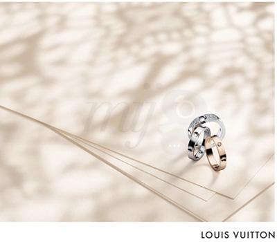 Bijoux Louis Vuitton par Laziz Hamani