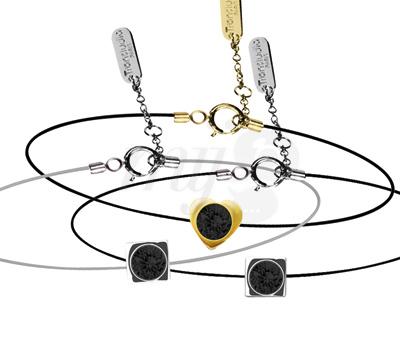 Bracelets Diamant Noir - Transludia