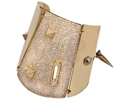 Bracelet Manchette Pandora Messika - Royal Éclaireur