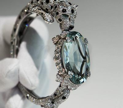 Bracelet Panthère - Cartier Joaillerie