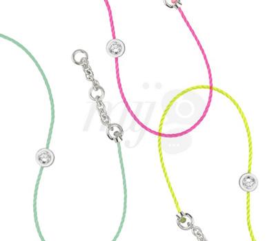 Bracelets Identity Fluo et Pastel - Vanessa Tugendhaft