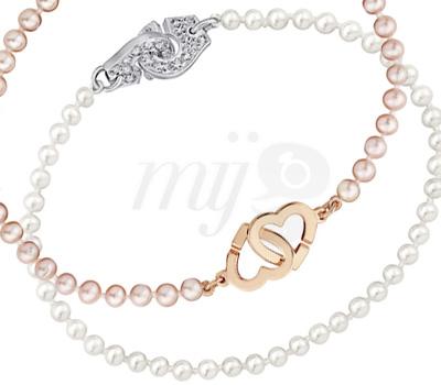 Bracelets Perles Menottes - Dinh Van
