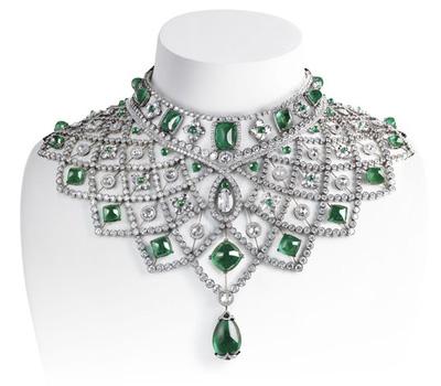 Collier Romanov - Fabergé Joaillerie