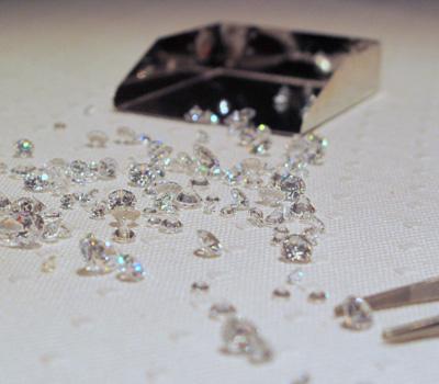 Critères de choix des diamants à Anvers en Belgique