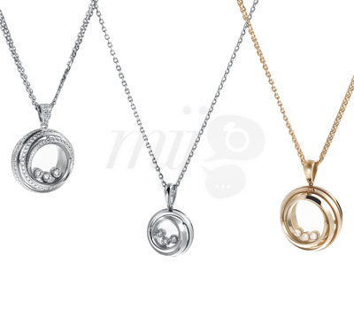 Pendentifs Happy Emotions - Chopard Joaillerie