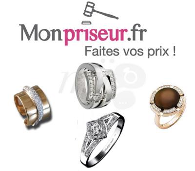 Vente aux Enchères Bijoux & Joaillerie - Monpriseur.fr