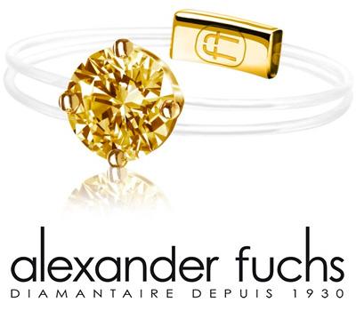 Alexander Fuchs bijoux et diamant jonquille
