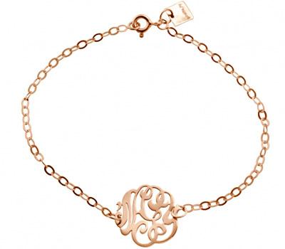 Bracelet Ginette NY Monogramme