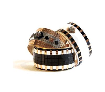 Bracelets Manchettes Aztèques - Hirschell