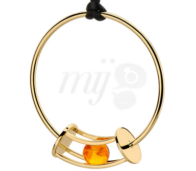 Collier Simple Curve - Yael Sonia