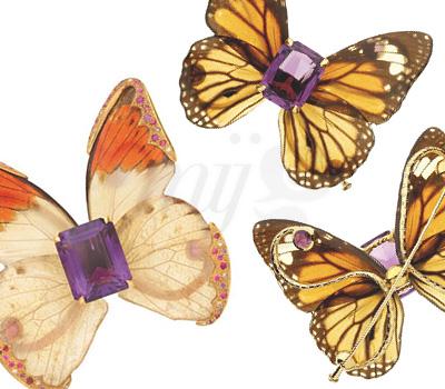 Papillons Billet Doux - Sylvie Corbelin