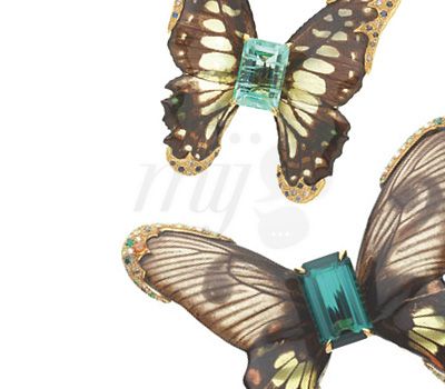 Bijoux Papillons - Sylvie Corbelin Joaillerie