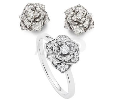 Rose Petite Joaillerie Diamants - Piaget 2012