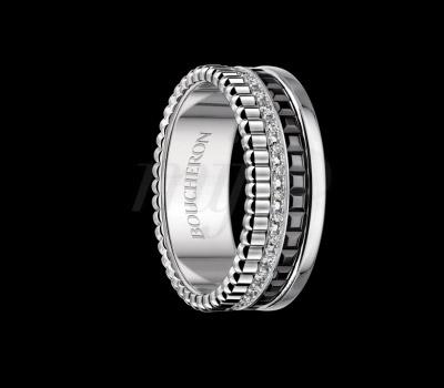 Alliance Diamants Quatre Black Édition - Boucheron