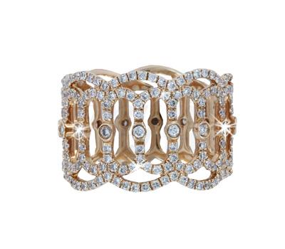 Bague Leanna Diamants - Maayane Joaillerie