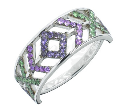 Bague Mexicana - Lisonia Joaillerie