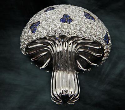 Bijou Magic Mushroom USB - Shawish