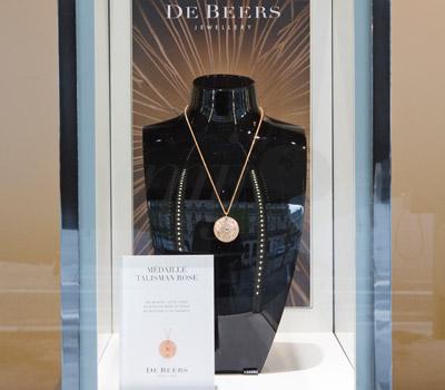 Bijou Talisman De Beers Joaillerie - Galeries Lafayette