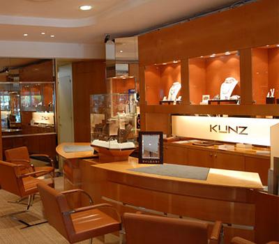 Bijouterie Kunz à Genève en Suisse