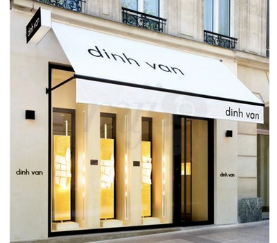Boutique Dinh Van Champs Élysées Paris